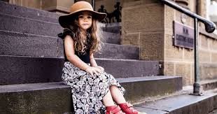 Kids Fashion Blogger