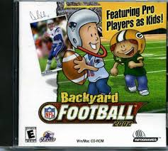109.11115: Backyard Football 2002: Featuring Pro Players As Kids ... Backyard Football Nintendo Gamecube 2002 Ebay 100 Gba Sports Sonic Boom Bat Mcmaster Athletics No 8 Drops Toronto 325 Pc Backyards Ergonomic Kids Playing Tetherball Amazoncom Rookie Rush Download Video Games Football Pc Download Outdoor Fniture Design And Ideas Hockey 2005 2004