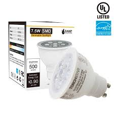 torchstar mr16 gu10 led light bulb track lighting bulb recessed