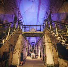 Eastern Penitentiary Halloween 2017 by Spooky Eastern State Penitentiary Wedding Just In Time For