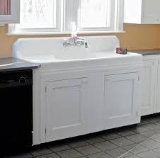 kitchen superb farm sink with drainboard porcelain kitchen sink