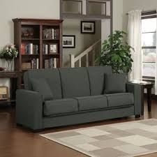 Sienna Sofa Sleeper Target by Dhp Sienna Futon Sofa Bed Free Shipping Today Overstock Com