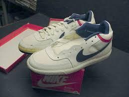 Nike Challenge Court Mc Enroe 1984 Tennis Vintage