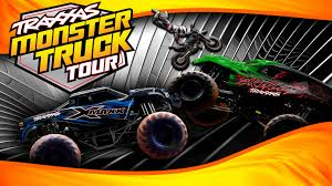 Traxxas Monster Truck Tour @ BB&T Arena At Northern Kentucky ...