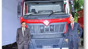 100 Mahindra Trucks Looking For Higher Growth In Buses Demerges