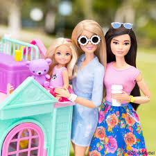Barbie Club Chelsea Playhouse Playset ในปี 2018 Gamestoy