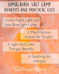 Himalayan Salt Lamp Nz by Himalayan Salt Lamps 4 Important Benefits For Your Home
