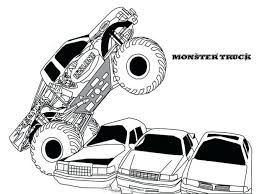 Tonka Truck Coloring Pages Free Printable Monster Cars Sheets