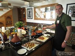 cooking cuisine maison fast food at marrakech express cooking conversant traveller