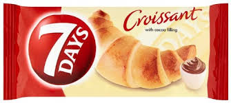 Amazon 7 Days Croissant With Cocoa Filling 60g Pack Of 30 Grocery Gourmet Food
