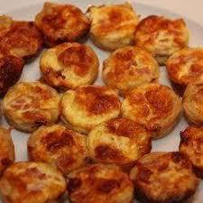 recette mini quiches lorraine sans pâte toutes les recettes