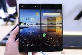 ZTE Axon M Hands A Peculiar Dual screen Smartphone Lowyat NET