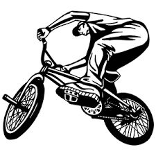 Image Is Loading BMX BIKE RIDING CLIPART VINYL CUTTER PLOTTER IMAGES