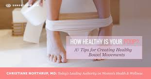 Floating Stool Vs Sinking Stool by How Healthy Is Your Christiane Northrup M D