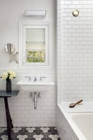 white subway tile bathroom ideas 76 with addition house plan