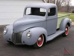 Ford Pickup Truck Craigslist Find Restored 1940 Ford Panel Delivery Truck 01947 Pickup Vhx Gauge Instruments Dakota Digital Vhx40f A Different Point Of View Hot Rod Network 100 Old Doors Motor Company Timeline Trucks The Co Was In And Classic Driving Impression Business Coupe Hemmings Daily Pictures