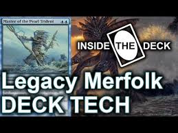 mtg merfolk deck legacy inside the deck 101 legacy merfolk deck tech