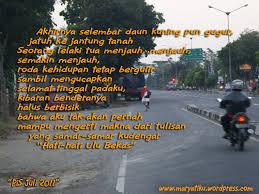 Hati Ulu Bekas Ring Road Barat Yogyakarta