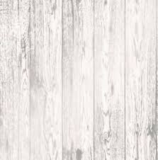 Image Is Loading White Metallic Silver Wood Effect Wallpaper Wooden Grain