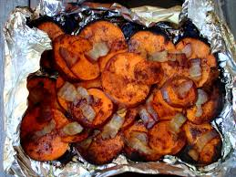 Cinnamon Bacon Backyard Sweet Potatoes | Texas Garden The Fervent Gardener How Many Potatoes Per Plant Having A Good Harvest Dec 2017 To Grow Your Own Backyard 17 Best Images About Big Green Egg On Pinterest Pork Grilled Red Party Tuned Up Want Organic In Just 35 Vegan Mashed Potatoes Triple Mash Mashed Pumpkin Cinnamon Bacon Sweet Gardening Seminole Pumpkins And Sweet From My Backyard Potato Salad Recipe Taste Of Home