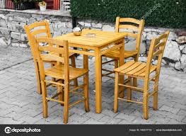 Tables Chairs Cafe Restaurants — Stock Photo © OmerYontar #192277718 All Weather Outdoor Patio Fniture Sets Vermont Woods Studios Small Metal Garden Table And Chairs Folding Cafe Tables And Chairs Outside With Big White Umbrella Plant Decor Benson Lumber Hdware Evaporative Living Ideas Architectural Digest Superstore Melbourne Massive Range Low Prices Depot Best Large Round Outside Iron Home Marvellous How To Clean Store Garden Fniture Ideas Inspiration Ikea
