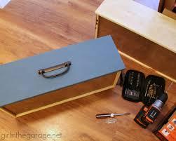 Tool Box Dresser Diy by Suitcase Dresser U2013 Ikea Rast Hack In The Garage
