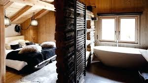 chalet chambre deco style design chambre daccoration chalet style nordique