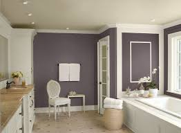 Bathroom Color Ideas & Inspiration | Projects To Try | Purple ... Blue Ceramic Backsplash Tile White Wall Paint Dormer Window In Attic Gray Tosca Toilet Whbasin With Pedestal Diy Pating Bathtub Colors Farmhouse Bathroom Ideas 46 Vanity Cabinet Netbul 41 Cool Half And Designs You Should See 2019 Will Love Home Decorating Advice Wonderful Beautiful Spaces Very Most 26 And Design For Upgrade Your House In Awesome How To Architecture For Bathrooms All About House Design Color Inspiration Projects Try Purple