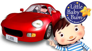 Little Baby Bum | Driving In My Car Song | Nursery Rhymes For Babies ...