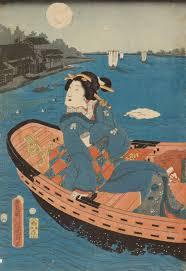 Crossing The Sumidawaga River