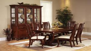 City Furniture Dining Chairs Thomasville Collectors Cherry Room Set With Hutch