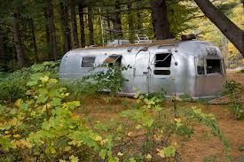 An Old Beat Up Airstream Gets Amazing Overhaul