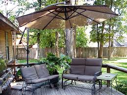 Large Cantilever Patio Umbrella by Best Cantilever Patio Umbrellas With Pictures Three Dimensions Lab
