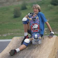 Tony Hawk Signed Skate Deck by Tony Hawk Continues To Cash In On His Skateboarding Fame Si Com
