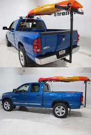 100 Pickup Truck Kayak Rack Darby ExtendA Carrier W Hitch Mounted Load Extender