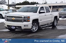 100 2014 Chevy Mid Size Truck PreOwned Chevrolet Silverado 1500 High Country Crew Cab In