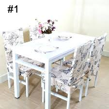 Amazing Short Chair Covers Unique Bargains Washable Stretch Dining Cover Uk