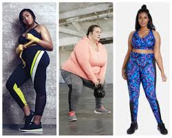 it u0027s finally here nike plus size activewear collection campaign