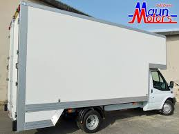 Maun Motors Self Drive | Dropwell Luton Removals Van Hire 14.75ft ...