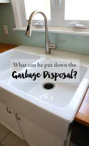 Sink Disposal Leaking From Side by Best 25 Farmhouse Garbage Disposals Ideas On Pinterest Dream