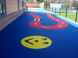Poured Rubber Flooring Residential by Wetpour Rubber Safety Surface Wet Pour Surface Ssp