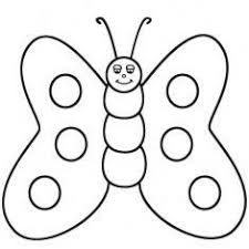 Butterfly Fatty Cute Coloring Pages PagesFull Size Image
