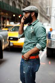 Casual Guide For Black Men African