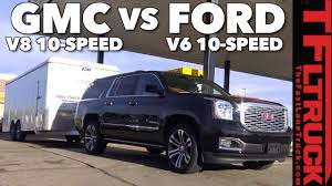 Does A 10 Speed Tow Better? GMC Vs Ford Mashup Towing MPG Test - YouTube Pick Em Up The 51 Coolest Trucks Of All Time Maverick X3 Max 2400 Hp Volvo Iron Knight Truck Is Worlds Faest Big Introduction Cyclocross Manual For Speed Sema 2017 Duramax Powered 1954 Chevrolet Landspeed Race Shockwave And Flash Fire Jet Media Relations 2021 Ram Rebel Trx 7 Things To Know About Rams Hellcatpowered In World Car Show Classic 2013 Historic Commercial Vehicle Club Annual Nikola Corp One