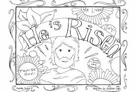Easter Coloring Pages Religious Picture Gallery For Website