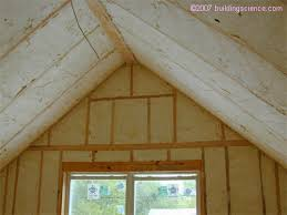 Insulating Cathedral Ceiling With Rigid Foam by Understanding Attic Ventilation Building Science Corp