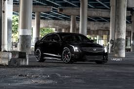 CADILLAC ATS V VELGEN WHEELS VMB5 CUSTOM FINISH 19X9 & 19X10