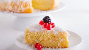 buttermilchkuchen mit kokos und vanille