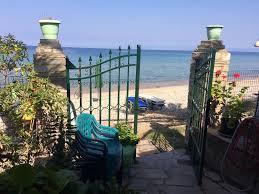 Greece Crete Kato Zakros Beach House Stock Photo 24870184 Alamy