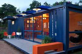 100 Container Shipping House Sustainable With A Rooftop Garden